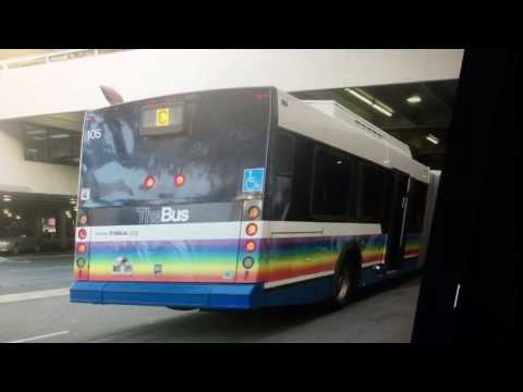 TheBus Honolulu 2002 NewFlyer D60LF #105 Route C Picture