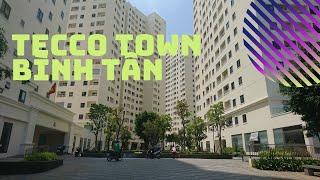 Bán chung cư Tecco Town Bình Tân 02 phòng ngủ block D tầng 4