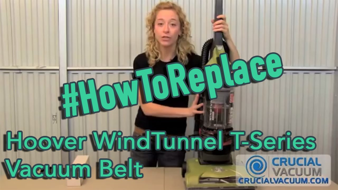 hoover windtunnel t series parts diagram dual xdm16bt wiring vacuum uh70120 belt replacement part 38528058 ah20080 youtube