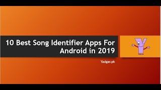 10 Best Song Identifier Apps For Android in 2019