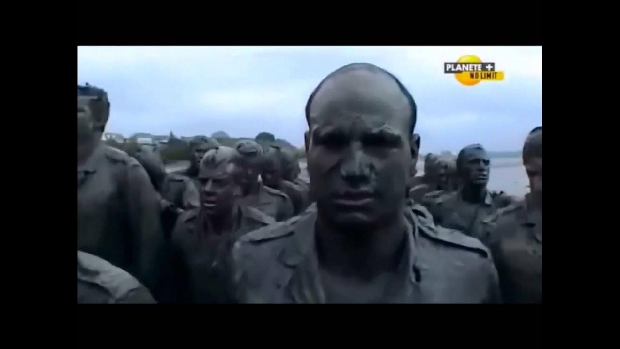 Activité dans la boue - Podologie militaire