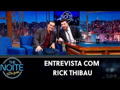 Entrevista com Rick Thibau  The Noite 210619