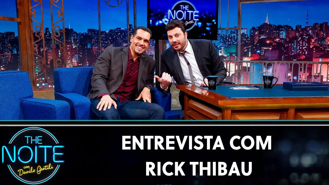 Entrevista com Rick Thibau | The Noite (21/06/19)