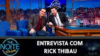 Entrevista com Rick Thibau   The Noite (21/06/19)