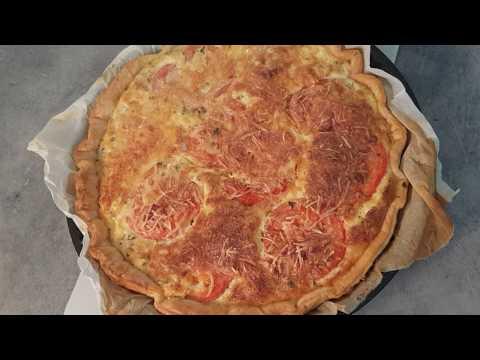 quiche-au-thon-tomate-trÈs-rapide-et-simple