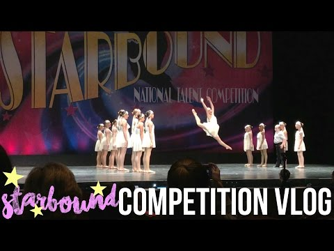 My First Competition! Starbound 2017 VLOG
