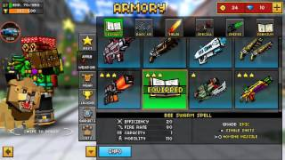 Pixel gun 3d return
