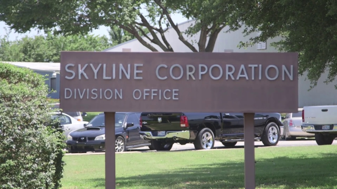 Manufactured Home Factory Showcase: Skyline Homes of Mansfield, Texas