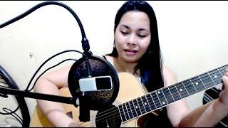 Iniibig Kita - Roel Cortez Guitar cover by Damsel Dee