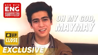 Exclusive: Marco, bilib sa mga pagbabago ni Maymay!