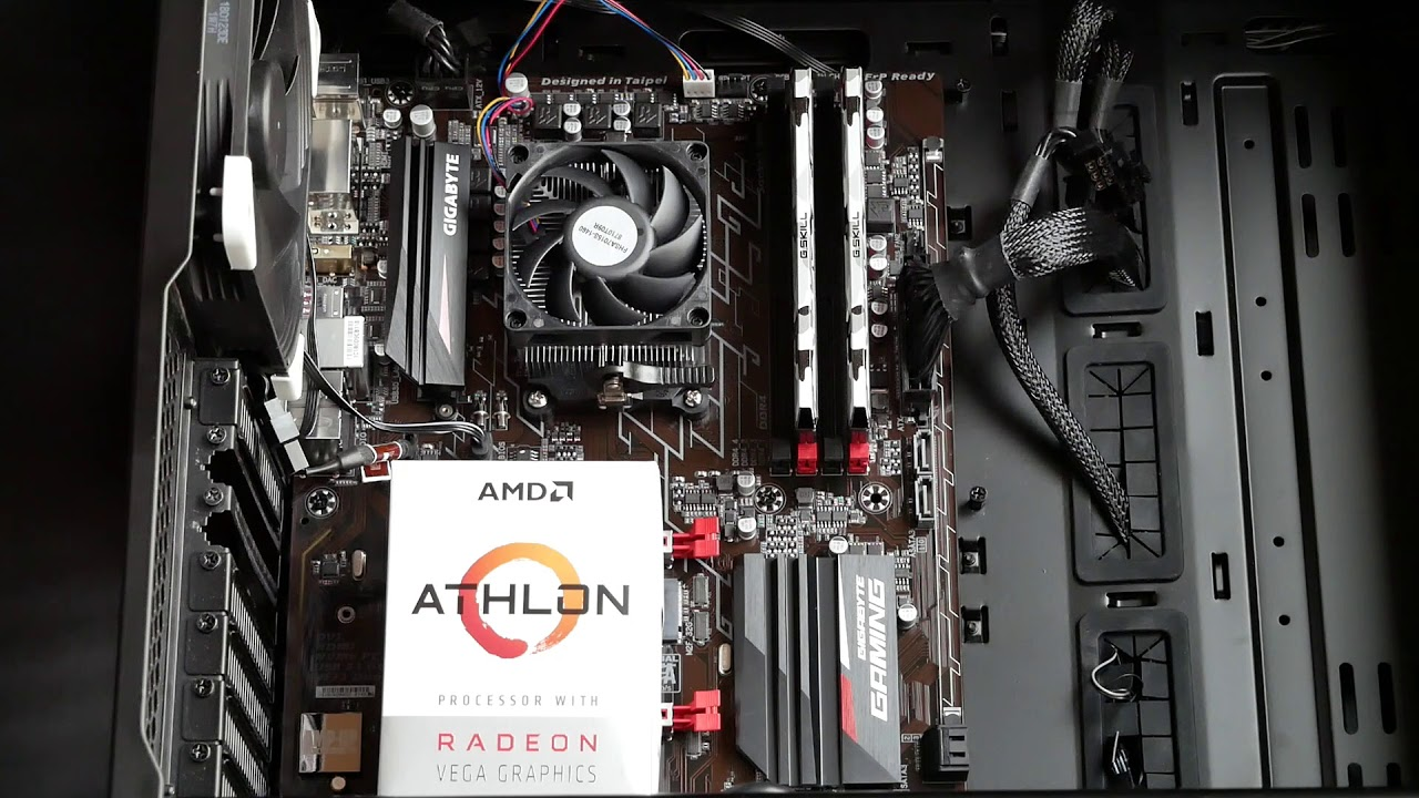 The PC Builder's Guides: Assembling an AMD Ryzen PC | The