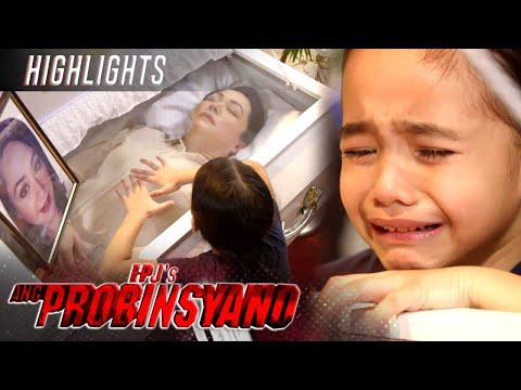 Letlet mourns over Krista's death | FPJ's Ang Probinsyano (With Eng Subs)
