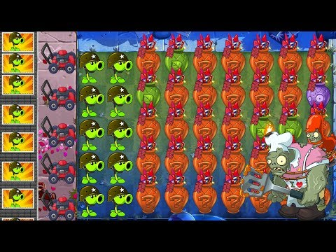 Plants vs Zombies 2 Pinata Party 28/6/2017 - Team Plants Power-Up! Vs Zombies