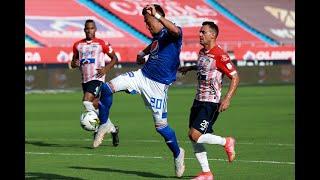 Junior 3 Millonarios 2 - semifinal Liga Betplay 2021-1: total confianza en remontar en Bogotá