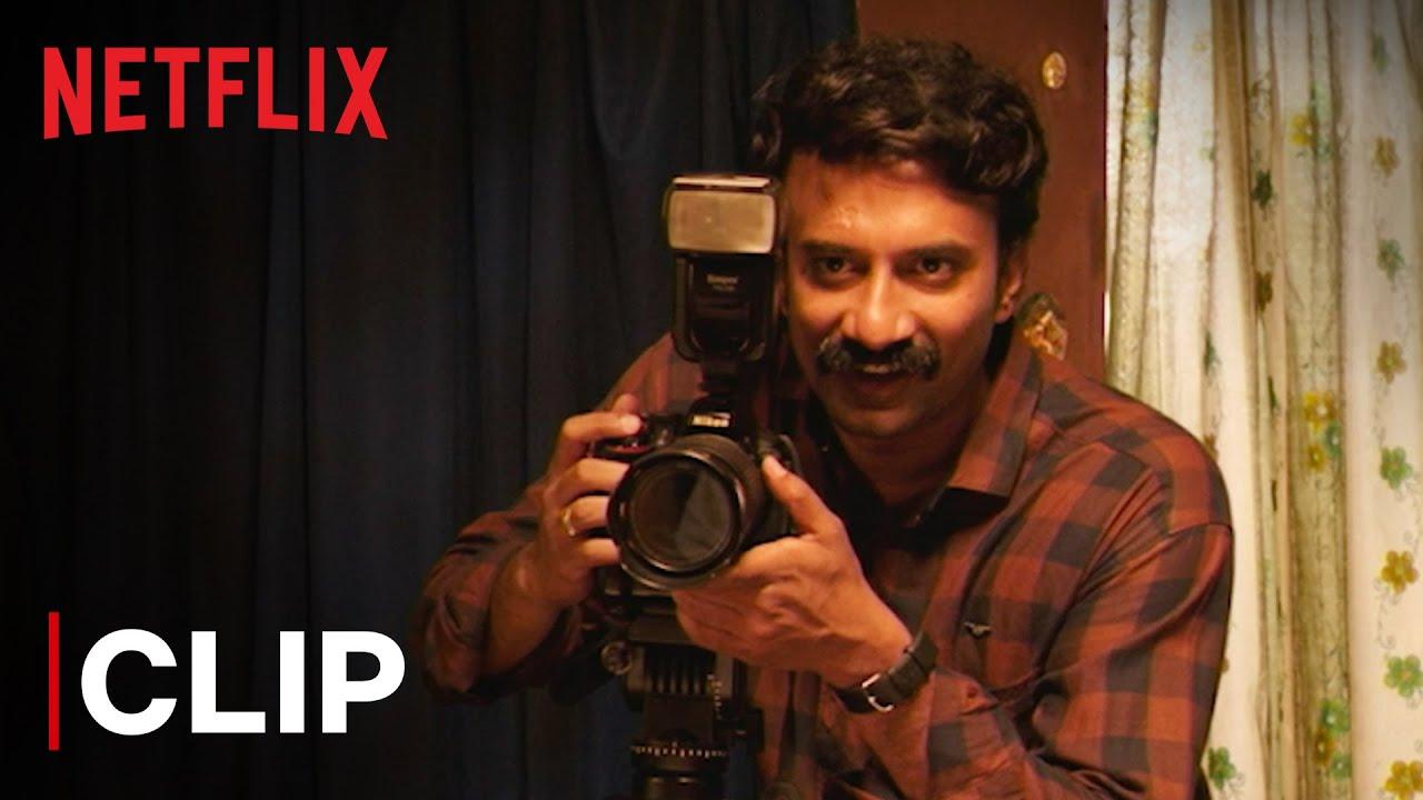 Passport Photo At Komali Photo Studio | Satyadev | Uma Maheswara Ugra Roopasya | Netflix India