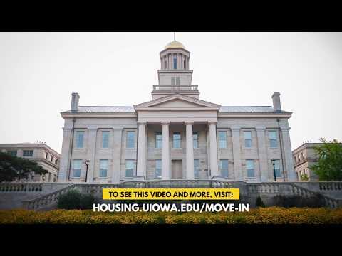 University of Iowa Move-In 2017