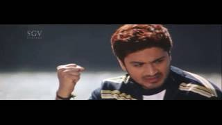 Elle Iru Nee Ninna Nenapu Feeling Song | Aadi Kannada Movie  Aditya and Ramya Hits Movie Aadi