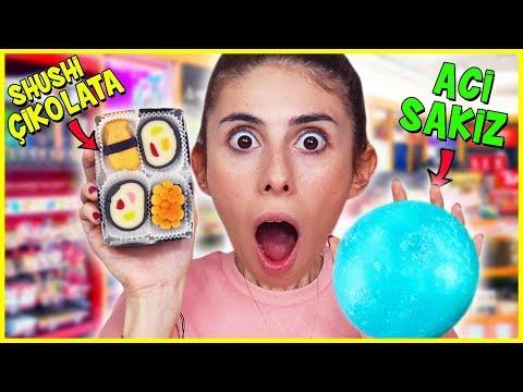 Sihirli Annem Karakterlerinden Ne Çıkarsa Çikolata Vs Acı Sakız Eğlenceli Çocuk Videosu Dila Kent