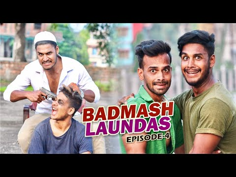 Badmash Launde 4 || Deaf , Dumb & Blind || Watch Till The End || Sahil And Shan Brothers
