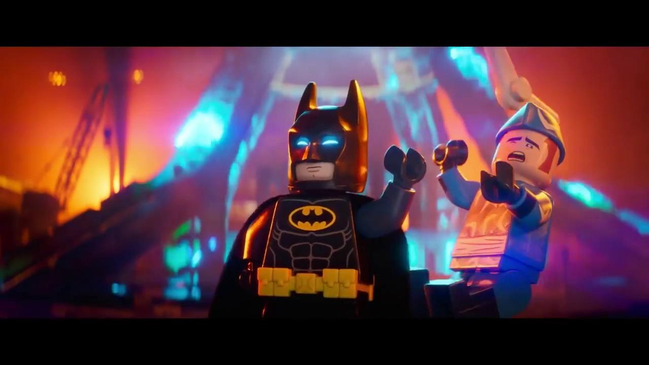 The Lego Batman Movie I M Batman Song Hd Youtube