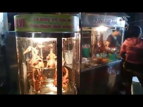 Bán lò quay vịt Bắc Kinh 2015, lu nướng gà vịt giá rẻ nhất Hà Nội