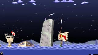 Worms World Party Remastered: All Advanced Training Disciplines