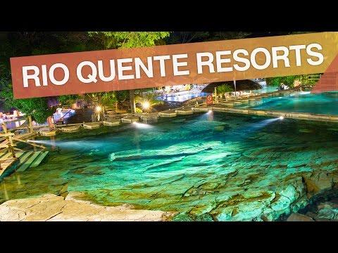 3em3 :: Rio Quente - Brasil :: O que fazer no Rio Quente Resorts, Hot Park e Eko Aventura Park