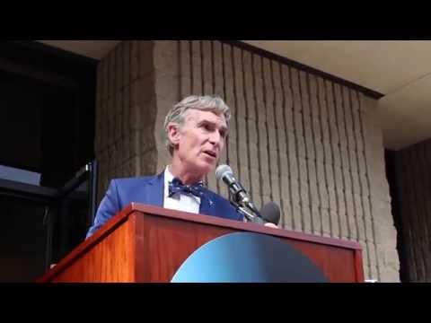 Bill Nye @ The Planetary Society