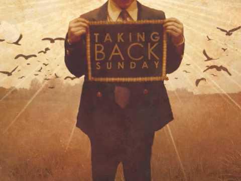 Sink Into Me Taking Back Sunday
