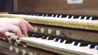 Choral No.26 - Op.135a - Max Reger.