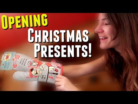 LAST MINUTE HOLIDAY SHOPPING VLOG & OPENING CHRISTMAS PRESENTS AT MIDNIGHT