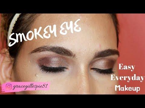 Sexy Smokey Eye Makeup Tutorial 2019 thumbnail