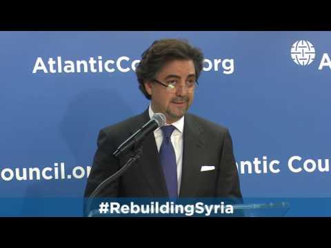Rebuilding Syria: Reconstruction and Legitimacy