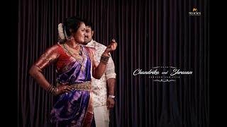 Chandrika + Shravan Engagement (MyStories Photography)