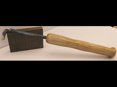 Woodturners Journal: Make Your Own Hollowing Tool