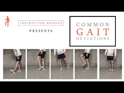 Gait Deviations: A Demonstration Lab