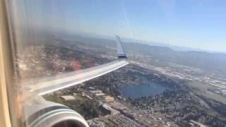 FIRST CLASS! Alaska Airlines 737 SEA-PHX