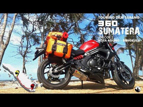 solo-riding,-tour-d'sumatera-0-km,-episode-#2-/-kota-agung---bengkulu