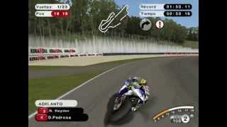 Moto GP '08 (Playstation 2) - castellano