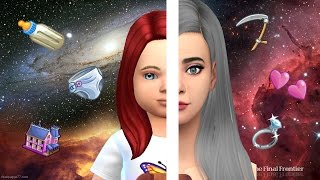birth to death gracies story sims 4 machinima