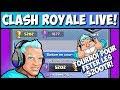 🔴 Clash Royale - LIVE TOURNOI 5200 TR EN LIVE 🔥🔥🔥