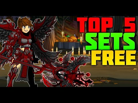 =aqw=top 5 Sets Free Player