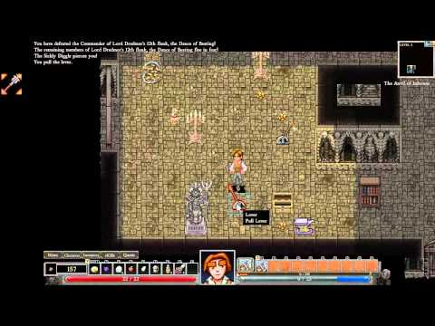 Indie Test Drive: Dungeons of Dredmor Beta – Roguelike/RPG (Part 1)