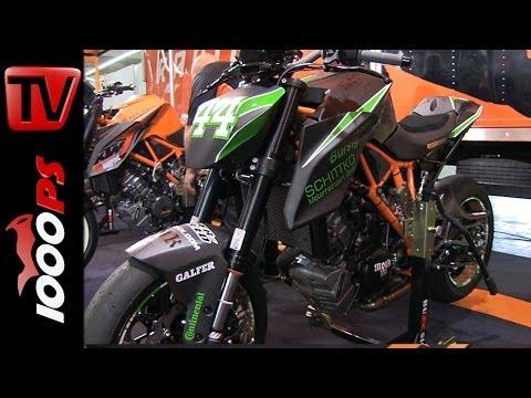 KTM 1290 Super Duke Battle   Schittko Motorradsport
