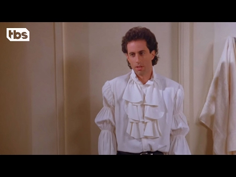 The Puffy Shirt | Seinfeld | TBS