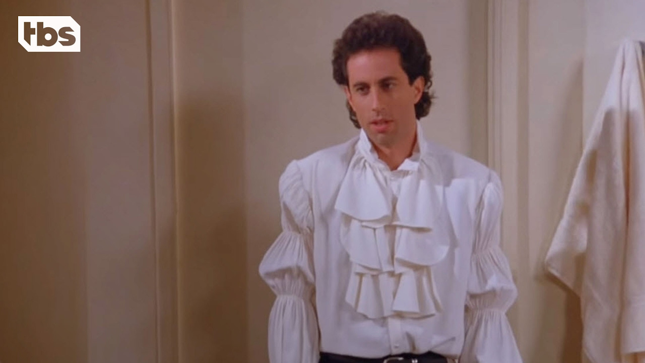 The Puffy Shirt | Seinfeld | TBS