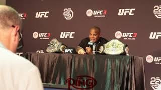 UFC 226 Cormier vs Stipe, Daniel Cormier Full Post fight press conference