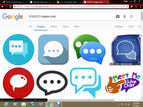 How To Create Free App For Chat Room - Create Chatovod Chat App