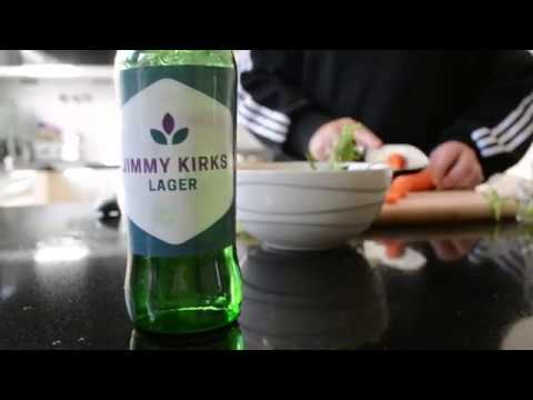 Jimmy Kirk's lager (Commercial)
