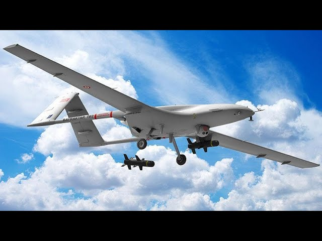 Turkish military using armed drones against Syrian forces | February 2020 | Syria